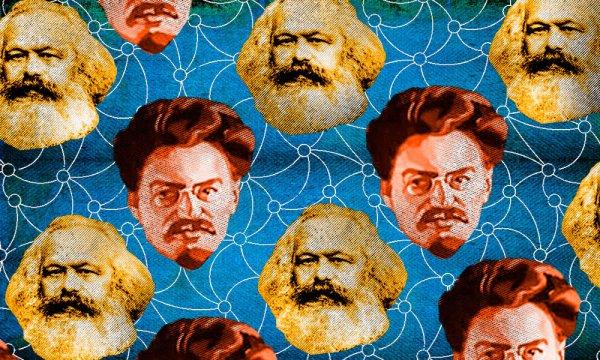 Trótski com Marx contra Stalin: porque o marxismo é internacionalista