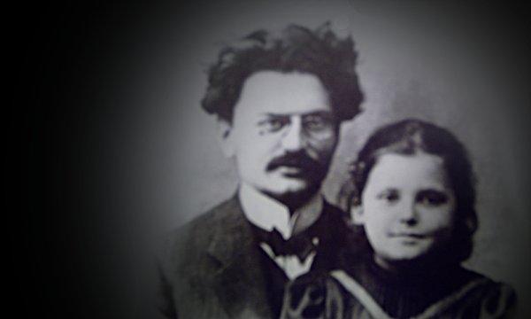 O suicídio de Zina, filha de Trótski, vítima de Stálin