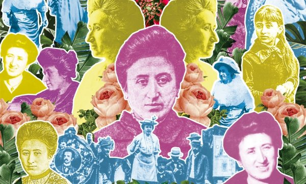"""""""É preciso apresentar ao público brasileiro a Rosa Luxemburgo da Revolução Alemã"""", diz Diana Assunção"""
