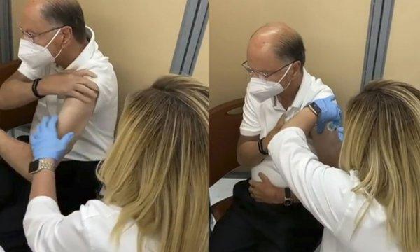 Após dizer que coronavirus é 'inofensivo' e 'tática do Satanás', Edir Macedo se vacina em Miami