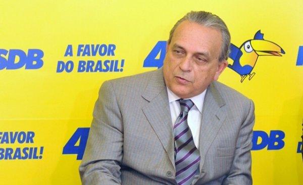 Ex-presidente do PSDB e deputado do PP receberam R$ 10 mi em propina, segundo MPF