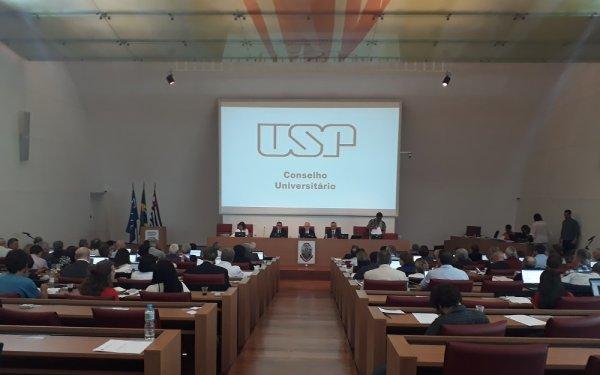 Assembleia dos trabalhadores da USP escolhe seus candidatos ao Conselho Universitário