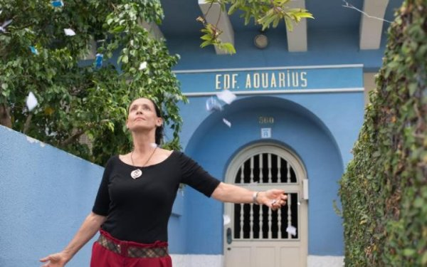 Aquarius - O indivíduo e a cidade