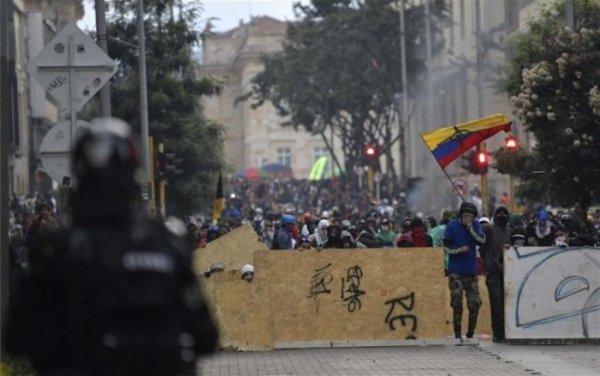 21J: várias manifestações na Colômbia contra as políticas de Iván Duque