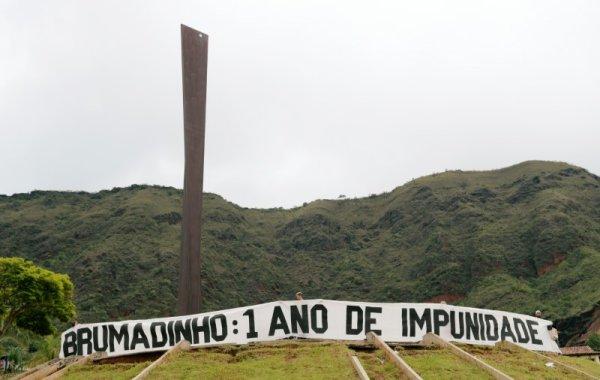 Ministério Público de MG tenta mascarar a impunidade à Vale, poucos dias antes de completar um ano do crime de Brumadinho