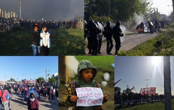 Argentina: Todo apoio à Ocupação Guernica! Contra a repressão kirchnerista!