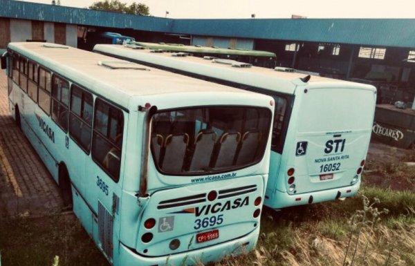 Vicasa, uma empresa de transporte do RS, declara fechamento e não pagará os salários dos rodoviários