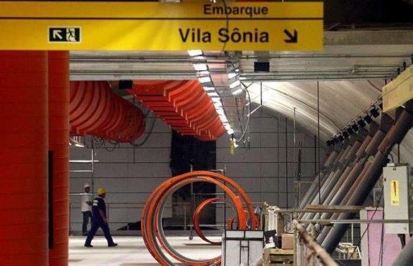 Alckmin rompe contrato com consórcio da linha 4 - Amarela, após fracasso da privatização