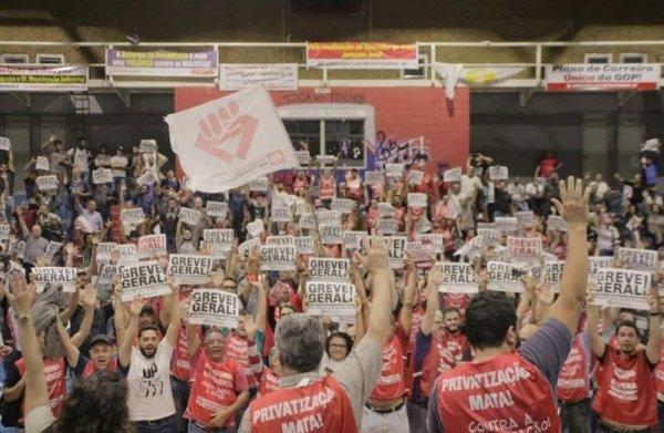 Greve geral 14J: Metroviários de SP mostram o caminho mesmo sob intimidação de Doria