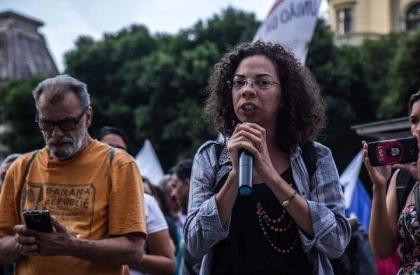Entrevista com Gizele Martins, moradora e comunicadora comunitária da MARÉ