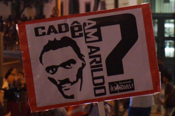 Judiciário racista absolve assassinos de Amarildo, a 1 ano do crime político contra Marielle