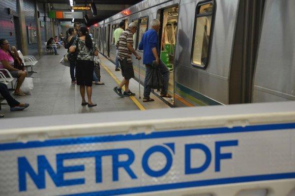 Metroviários do DF sofrem com corte de salário pelo governo com aval do judiciário arbitrário