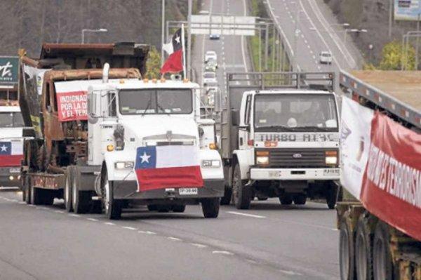Chile: As ameaças ao povo mapuche da Multigremial Nacional sustentadas por empresários e a direita
