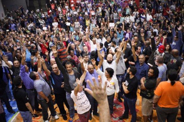 Junto à CTB e à CUT, MES de Luciana Genro/PSOL defende contra greve no Metrô de SP