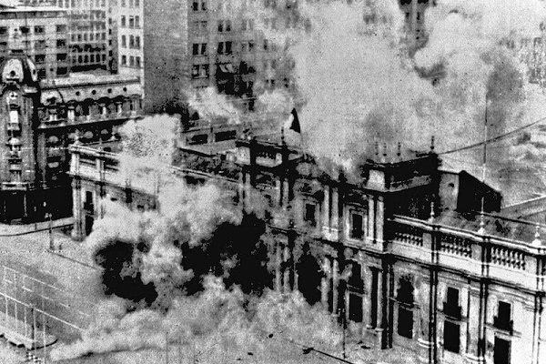 Chile: 11 de setembro de 1973