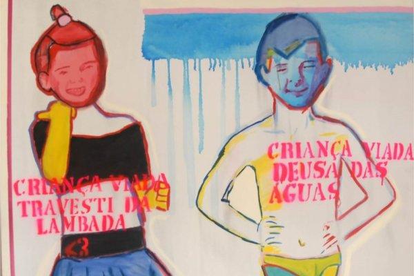 Artista censurada no Queermuseu terá exposição em SP