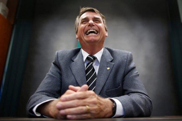 O balcão de negócios de Bolsonaro