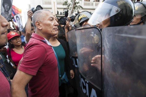 Milhares nas ruas no Peru contra o perdão ao ditador Fujimori