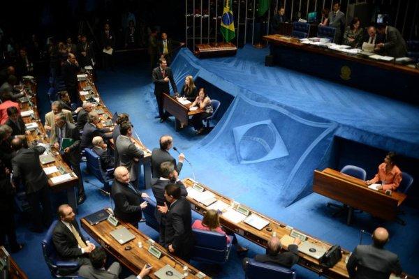 Perfis e crimes que são acusados os senadores latifundiários que apoiam Bolsonaro