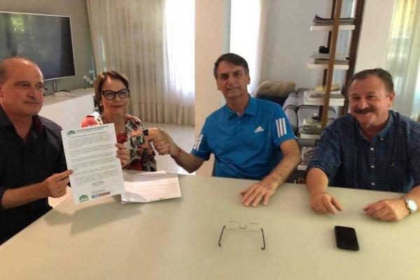 Bolsonaro promete anistiar dívidas dos ruralistas comprometendo 17 bilhões dos cofres públicos
