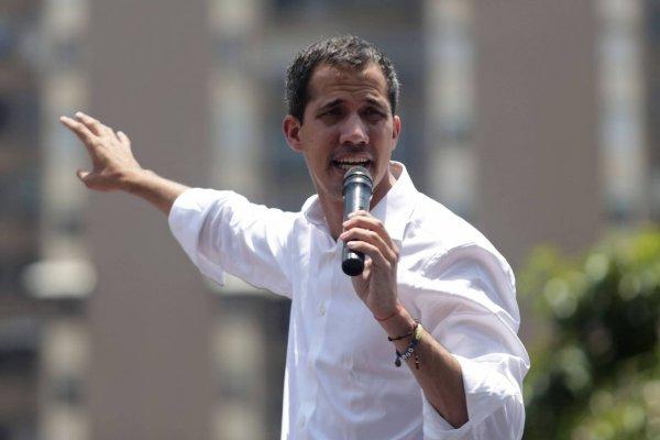 Direitista Guaidó convoca novas passeatas para amanhã 04/05 na Venezuela