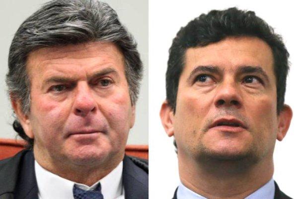 """""""In Fux we Trust"""": ministro do STF estava em conluio golpista com Moro, Dallagnol e a Lava Jato"""