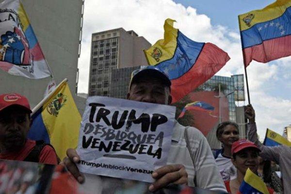 Em meio à pandemia, Trump ameaça a Venezuela e os povos latino-americanos
