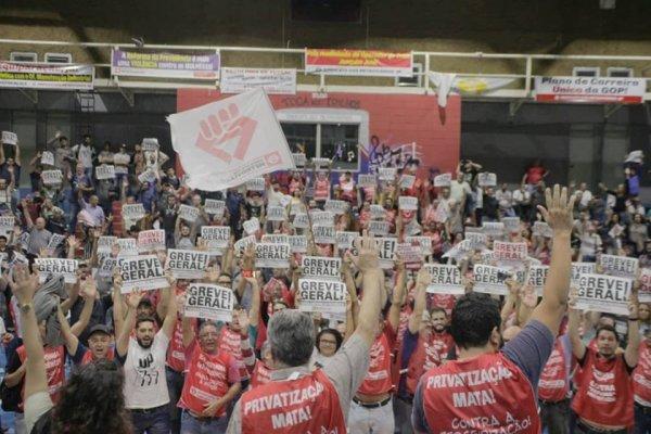 Doria e Metrô-SP anunciam calote em salários, e metroviários organizam greve para dia 28