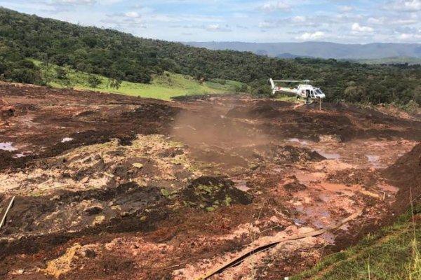 Vale tem 10 barragens em nível de emergência e pelo menos 4 em ruptura iminente