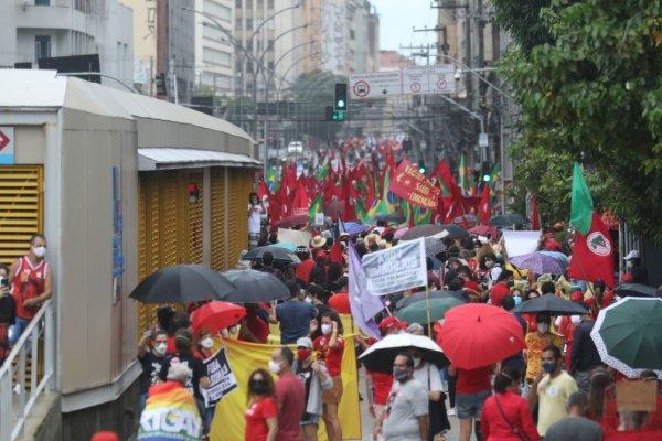 3J em Recife: cidade tem novo grande ato contra Bolsonaro