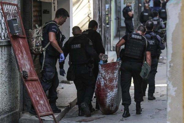 Contrariando restrições do STF, operações policiais aumentam em 34% no Rio de Janeiro