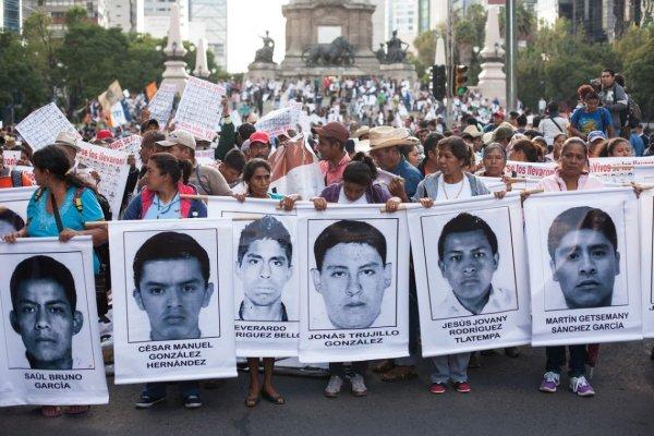 A dois anos dos 43 de Ayotzinapa: sim, #FoiOEstado