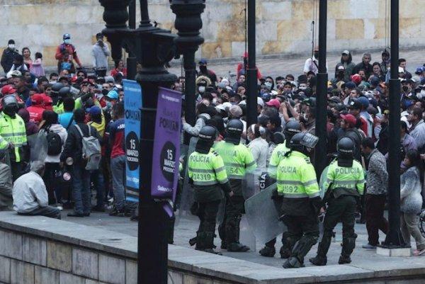Protestos na Colômbia: Duque decreta quarentena sem realizar medidas sociais
