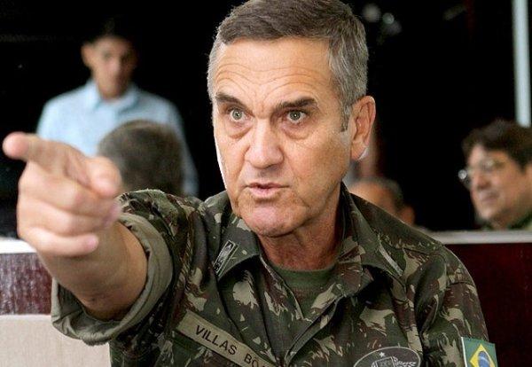 Comandante do Exército defendeu o golpe militar no Twitter: mídia e Temer estão calados