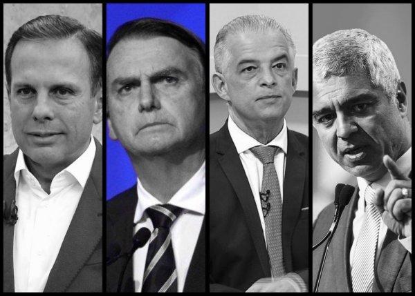 Doria não! França também não é a solução. Confiar na nossas próprias forças pra derrotar o bolsonarismo