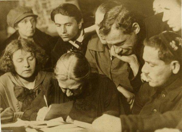 A educação nos primeiros anos da Revolução Russa