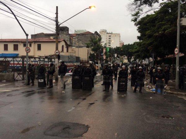 """Racismo e truculência de Alckmin e Dória faz feridos e presos na """"Cracolândia"""" em SP"""