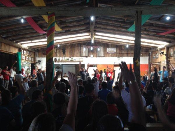 Em assembleia histórica, trabalhadores da Carris entram em estado de greve