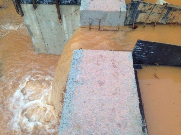Barragens da Samarco causam inundações no Espírito Santo (ES)