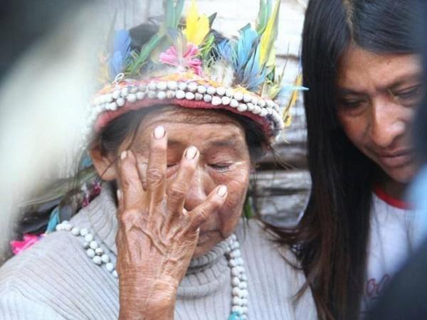 Liderança Indígena é assassinada após conflito com fazendeiros no MS