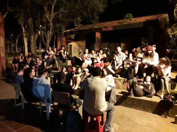 Calourada Unicamp: Estudantes conversam com petroleiros e professores da rede sobre lutas