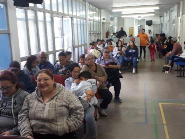 Em SP, mais de 10% da população estão na fila de espera por exames na saúde pública