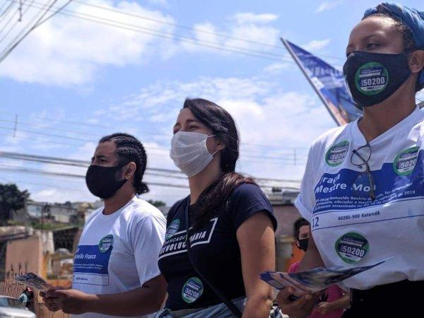 Bancada Revolucionária luta por uma nova Constituinte pra enfrentar o regime do golpe