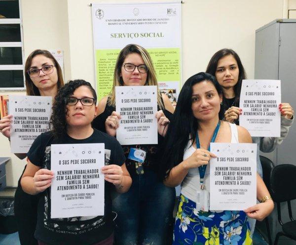 Pra que serve o conhecimento do SESO frente à greve da saúde do Rio?