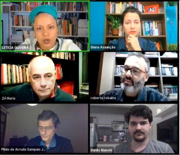 Veja debate promovido pelo Esquerda Diário com dirigentes de organizações socialistas