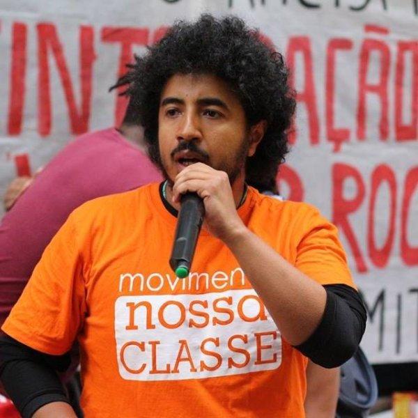 """""""Agora é preciso derrotar as reformas e os ataques, que as centrais apresentem um plano de luta"""", afirma Marcelo Pablito"""