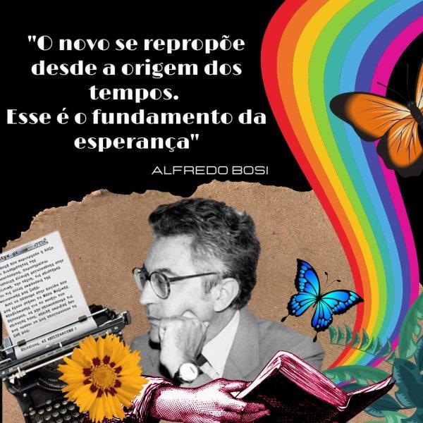 Alfredo Bosi, presente!